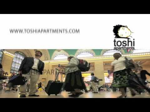 Toshi Apartments: Vacation Apartment Rentals in New York