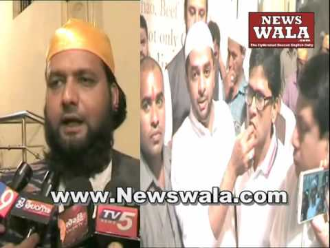 Gao Bachao, Beef Khilao program organized for Hindu Muslim unity in Old  city of Hyderabad - playithub com