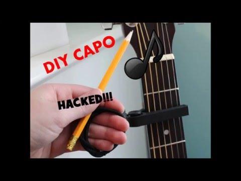 DIY CAPO!!!!!!!