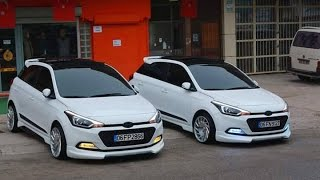 Hyundai Elite I20 Modified