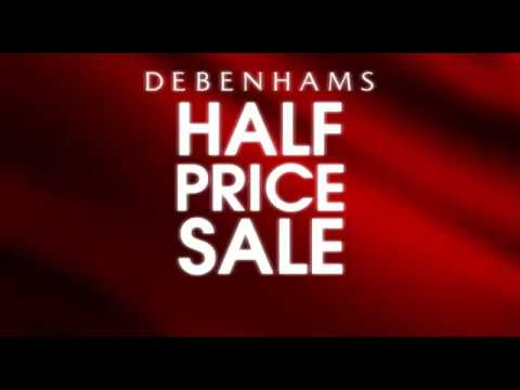 Debenhams Winter SALE