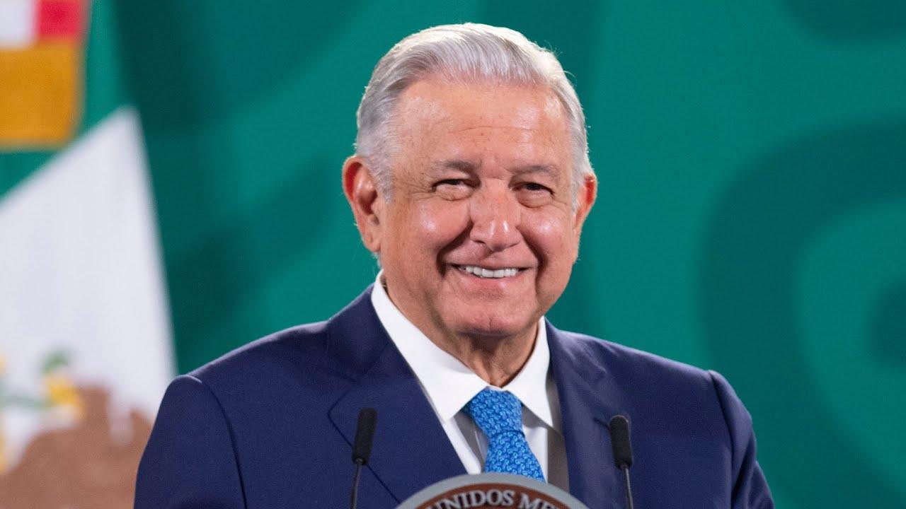 Bajan delitos del fuero federal 24.6 por ciento respecto a 2019. Conferencia presidente AMLO