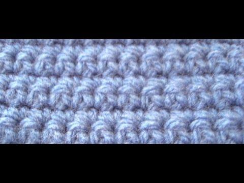 Double Crochet Stitch (dc) U.K. by Crochet Hooks You