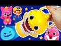 Baby Shark Lamp Let39s Meet Coco And Sing With Pororo PinkyPopTOY