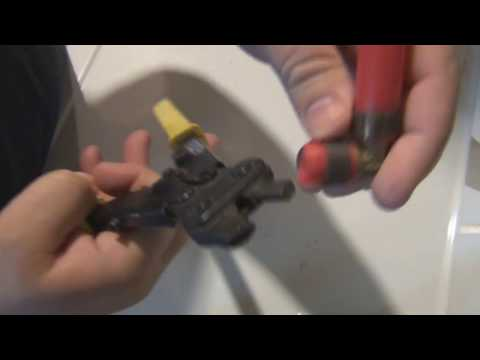 How To Remove Pex Crimp Ring and Pex Tube From A Brass Fitting Tip# 1