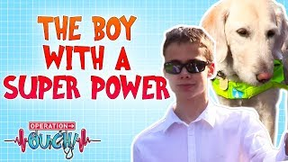 Download The Boy With a Super Power | Operation Ouch | Science for Kids Video