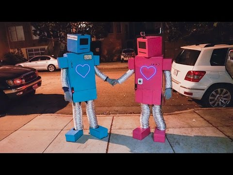 Best Robot Halloween Costumes Ever!