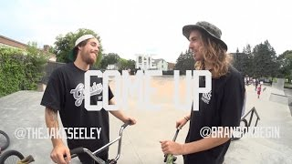 BMX Game of Bike - Brandon Begin vs Jake Seeley