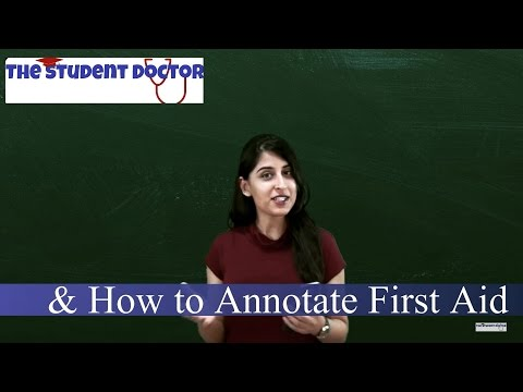 USMLE Step 1 Daily Study Schedule (PDF DOWNLOAD) ,Study Tips and How to Annotate First Aid