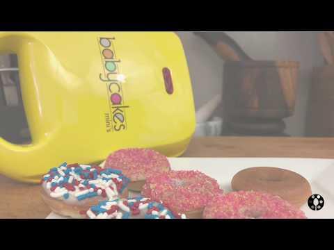 Baby Cakes Mini Donut Maker Review