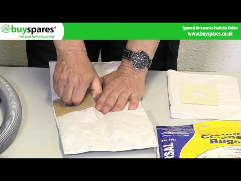How to use Universal Vacuum Bags