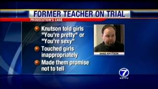 Opening arguments start in ex-teacher's trial