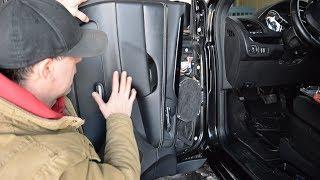 chr-550 lockpick install on 2012 dodge grand caravan dvd in