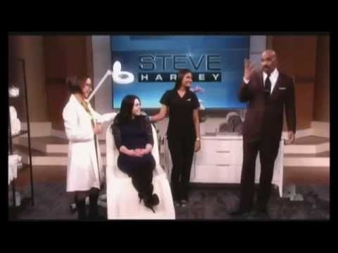 New Year's Makeovers With Dr. Ava On Steve Harvey - Part 1