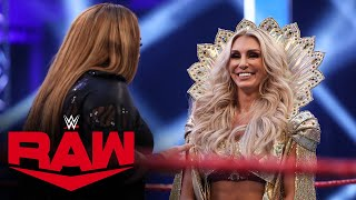 Charlotte Flair and Nia Jax brawl: Raw, June 22, 2020