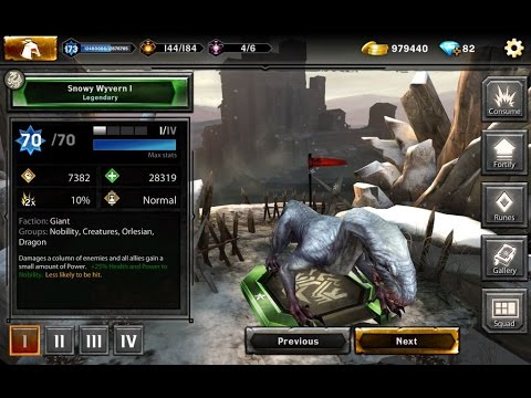 Heroes of Dragon Age   Grand Champion Pack #6 Snowy Wyvern