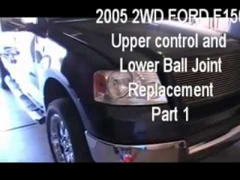 2005 Ford F150 Ball Joint replacement PT1