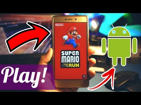 Super Mario Run for Android - How to Play! ♥   Fun Gameplay with Jokes!