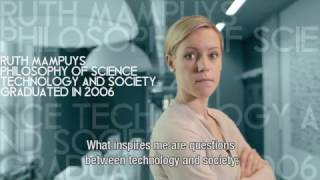 Philosophy of Science, Technology and Society - Alumnus Ruth Mampuys
