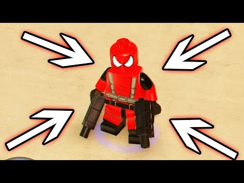 Who Can Make the Better Deadpool? LEGO Marvel Superheroes 2 Customs!