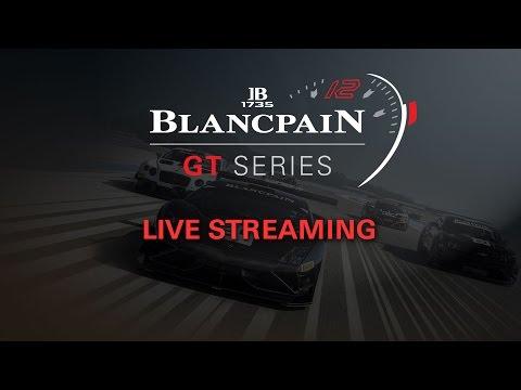 Blancpain GT Sprint Series - Brands Hatch 2016 - Main Race - LIVE