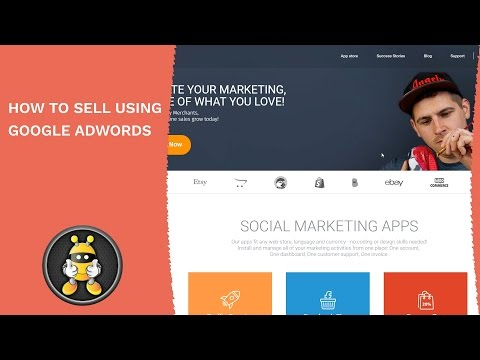 How to sell using Google AdWords online advertising google adwords help