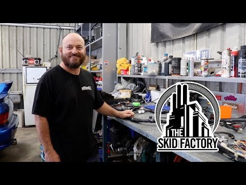 How to Splice a Factory Wiring Loom  [THE SKID FACTORY]