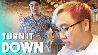 """""""TURN IT DOWN"""" - Restaurant Text to Speech"""