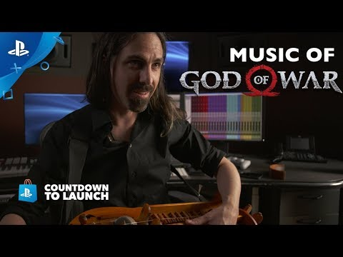 The Music of God of War with Composer Bear McCreary | Countdown to Launch