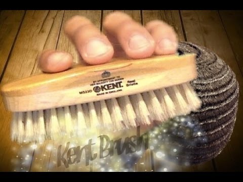 How To Get 360 Waves: Kent Brush Review