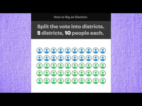 Gerrymandering Explained in 60 Seconds | GOOD