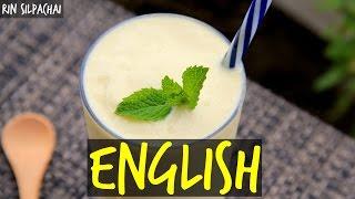 How to make a Delicious Durian Smoothie | สมูทตี้ทุเรียนทลายร้อน (English audio)