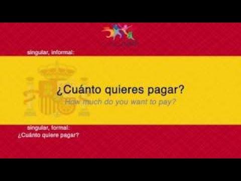 Learn Spanish: 450 Beginners Phrases! Lean to Speak Spanish #Part 5