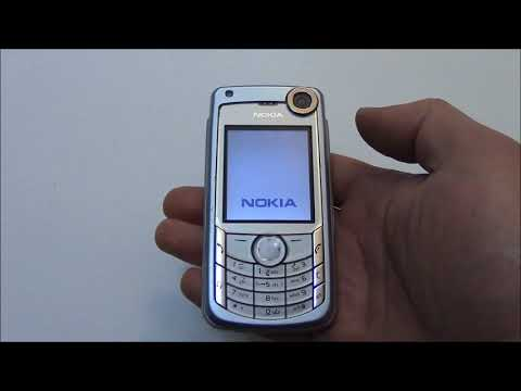 How To Hard Reset A Nokia 6680 Cell phone