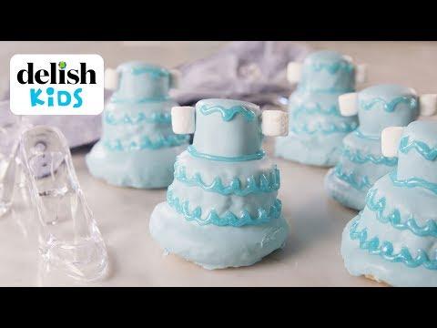 Cinderella Cupcakes | Delish
