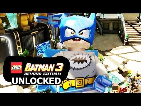 LEGO Batman 3: Beyond Gotham - How to Unlock Bat-Mite / Overview + Review