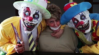 Dear Martinez Twins, We Have Your Bestfriend (Killer Clowns)
