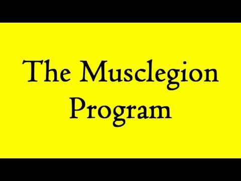 Musclegion [Build Powerful Lean Muscle With No Body-Fat Using The MUSCLEGION Program!]