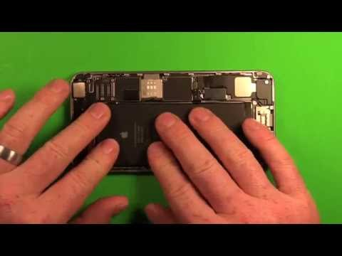 iPhone 6 Plus Battery Replacement Guide (How To) - ScandiTech