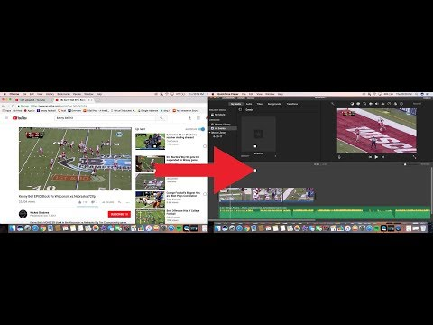 How to Make a Sports Edit with iMovie - Full Tutorial (Better Version)