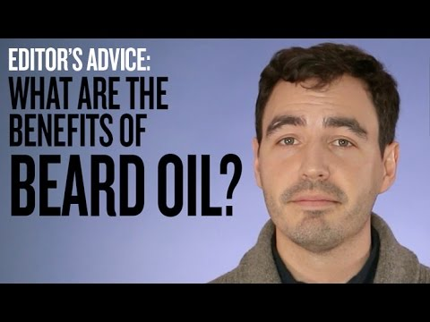 Beard Tips: What are the benefits of beard oil? (Expert Advice)