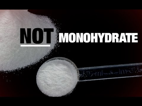 Which Form of Creatine is Best (NOT MONOHYDRATE!)