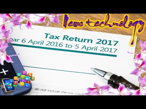 News Techcology -  How to fill out your self-assessment tax return