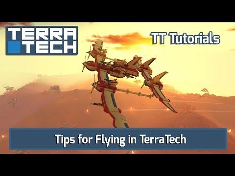 Tips for Flying in TerraTech | TT Tutorials