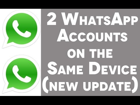 How to Install 2 WhatsApp Accounts on One Phone
