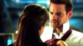 Nikita Season 3+4 - Mikita kiss scenes