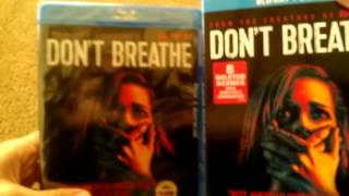 Don't Breathe Unboxing