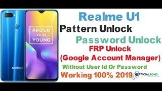 realme U1 pattern lock Videos - 9tube tv