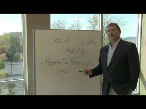 Social Security Disability Denial Letter