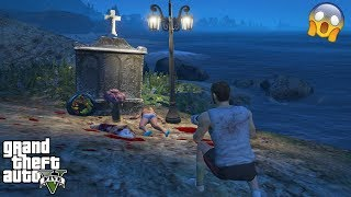Download GTA 5 - I Found a VERY SCARY EASTER EGG (scary secret) Video